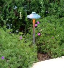 Dos Vientos Lighting Landscape Lighting Mushroom Light