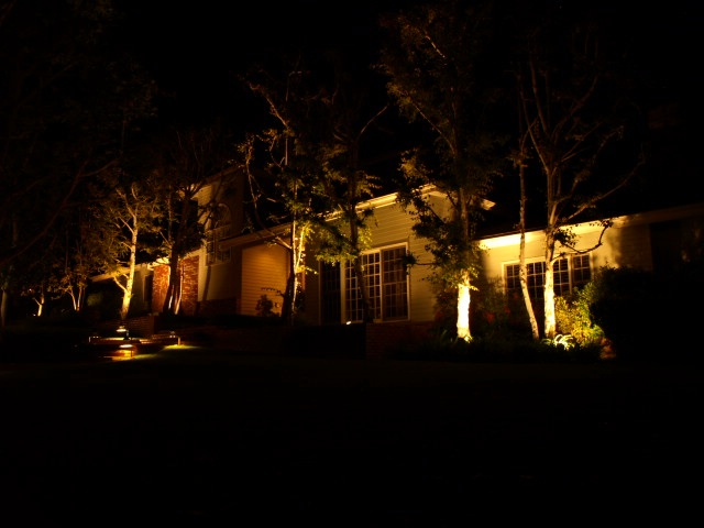 Dos Vientos Lighting Dramatic  Outdoor Lighting Lights