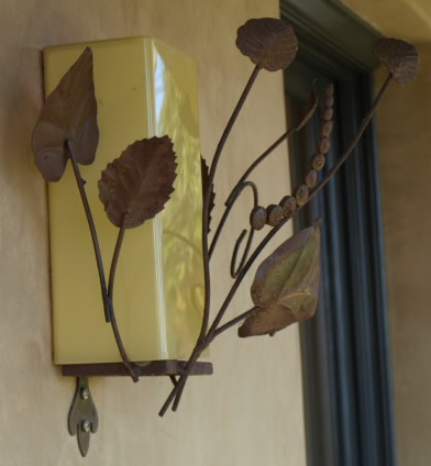 Dos Vientos Lighting Decorative Sconce